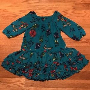 Girls Size 3T Genuine Kids Ruffle Tutu Dress